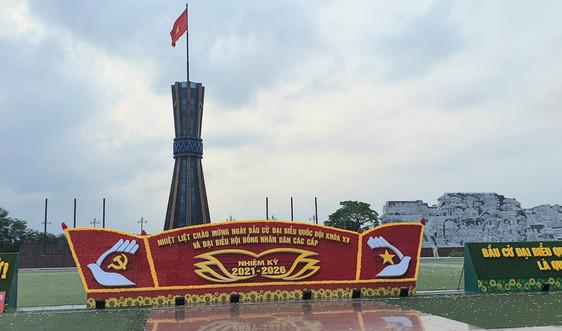 Thái Nguyên: Lan tỏa không khí phấn khởi chào đón ngày hội bầu cử