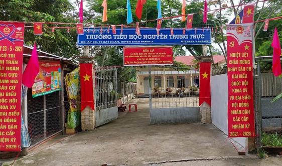 Hậu Giang: Không khí hân hoan về ngày hội của toàn dân trong vùng đồng bào dân tộc Khmer