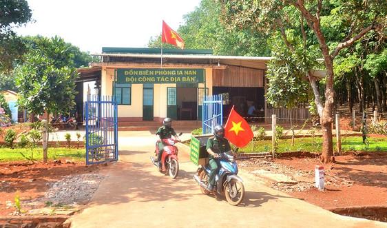 Gia Lai: Bộ đội Biên phòng tích cực tuyên truyền về công tác bầu cử ở biên giới