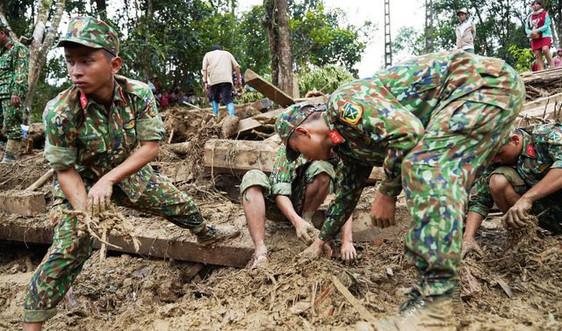 Thiên tai gây thiệt hại 112 tỷ đồng