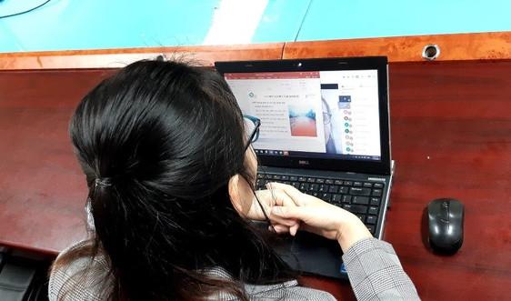 Nhiều trường đại học sẽ tổ chức thi và bảo vệ khóa luận online