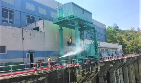 Vận hành an toàn các nhà máy thủy điện trong bối cảnh dịch bệnh COVID-19.