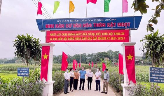 Đất quế Văn Yên trước ngày hội lớn