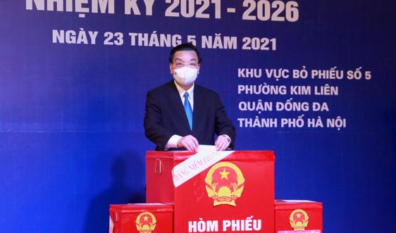 Thành phố Hà Nội quyết tâm tổ chức tốt cuộc bầu cử