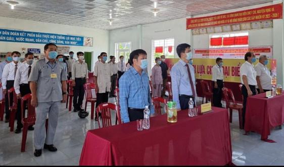 Cử tri toàn tỉnh Quảng Trị tham gia bầu cử đại biểu Quốc hội và HĐND các cấp