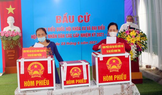 Ngày hội của non sông tại Nam Định và Hà Nam