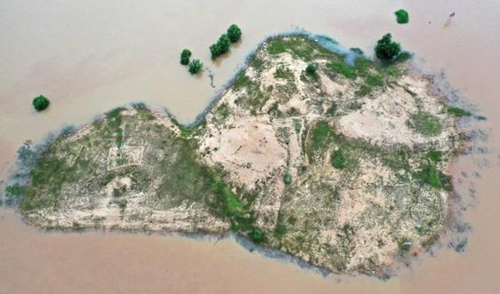 Hơn 300.000 người bị ảnh hưởng do mưa lũ đầu mùa ở Trung Quốc