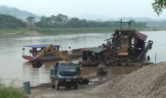Văn Yên (Yên Bái): Tăng cường kiểm tra, xử lý về lĩnh vực khoáng sản
