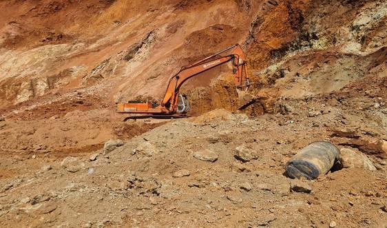 Thanh Hóa: Đóng cửa mỏ đất xã Vĩnh Hòa để đảm bảo môi trường