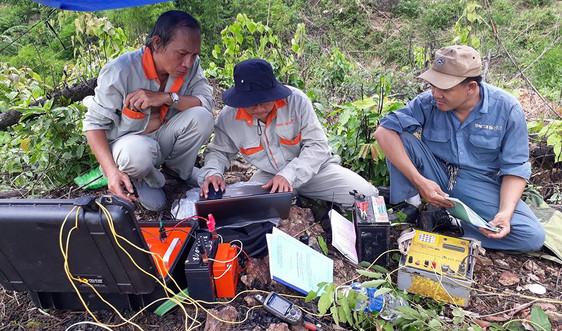 Cải tiến thiết bị địa vật lý: Tìm kiếm khoáng sản kim loại hiệu quả