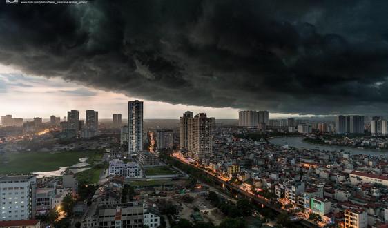 Dự báo thời tiết ngày 25/5: Cảnh báo mưa dông ở nhiều nơi