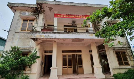 Thái Bình: Khởi tố 2 cán bộ Trung tâm Phát triển quỹ đất huyện Hưng Hà