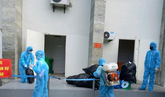 Quảng Nam: Thực hiện nghiêm quy trình xử lý rác nguy hại trong các khu cách ly