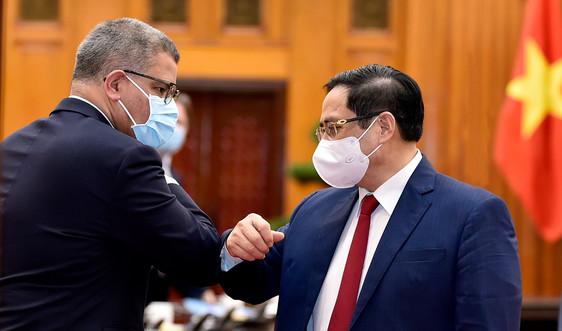 Việt Nam luôn xác định tăng trưởng xanh là mục tiêu, nhiệm vụ trọng tâm trong chiến lược phát triển bền vững