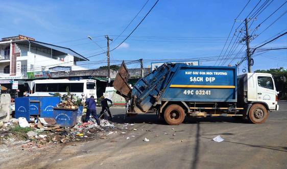 Lâm Đồng đầu tư xây dựng nhà máy xử lý chất thải rắn