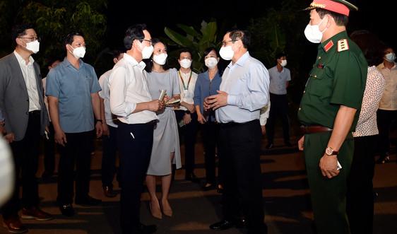 Thủ tướng và các Bộ trưởng chung sức cùng Bắc Ninh đẩy lùi dịch bệnh