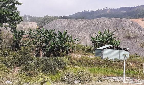 Cần hoàn thổ các mỏ khai thác đã hết hạn ở Đà Nẵng