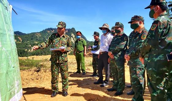 Lên phương án phòng chống sạt lở đất ở Quảng Nam