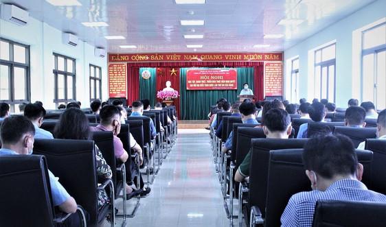Công ty Than Quang Hanh tổ chức Hội nghị học tập, quán triệt và triển khai Nghị quyết Đại hội XIII của Đảng