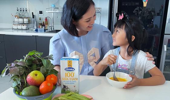 """""""Giấc mơ sữa Việt"""", giải pháp mua sữa """"siêu"""" tiện lợi trong đợt giãn cách"""