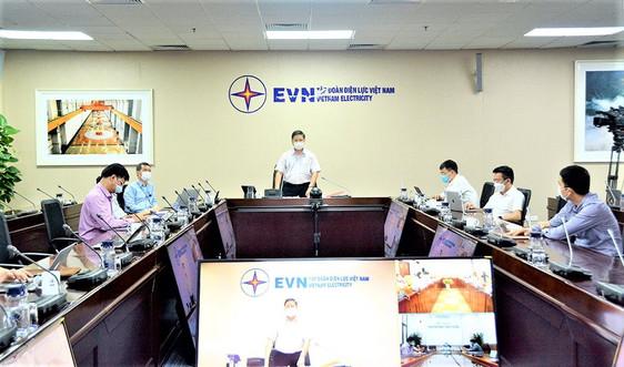EVN ban hành Hệ thống nhận diện thương hiệu