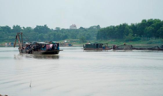 Thanh Hóa: Tăng cường công tác bảo vệ môi trường trong khai thác cát, sỏi