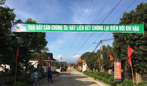 Huyện Hương Khê (Hà Tĩnh) : Rộn ràng hưởng ứng Tháng hành động vì môi trường