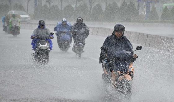 Thời tiết 4/6, cảnh báo lốc, sét, mưa đá, gió giật mạnh ở Bắc Bộ