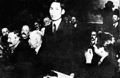 """Nguyễn Ái Quốc và ba cuộc """"Đối thoại văn hóa"""" vĩ đại"""