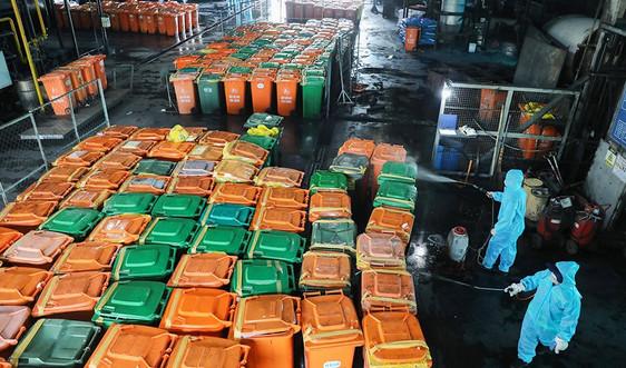 TP.HCM: Đảm bảo thu gom, vận chuyển, xử lý an toàn rác thải y tế trong mùa dịch Covid-19