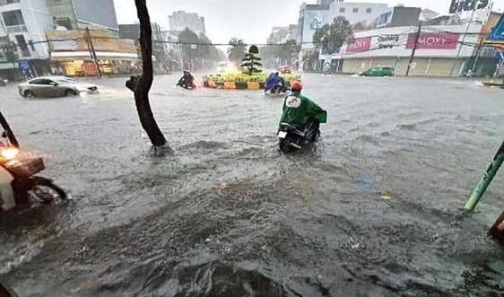 Bà Rịa – Vũng Tàu: Chủ động phòng chống thiên tai, ứng phó sự cố môi trường