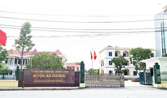 Văn phòng đăng ký đất đai huyện An Dương (Hải Phòng): Sẽ chấn chỉnh kỷ cương hành chính!