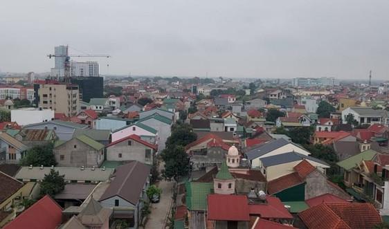 Nghệ An: Lập quy hoạch vùng huyện của 8 địa phương