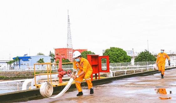 PV GAS hưởng ứng Tháng Công nhân và Tháng hành động về ATVSLĐ năm 2021 trong cao điểm dịch Covid