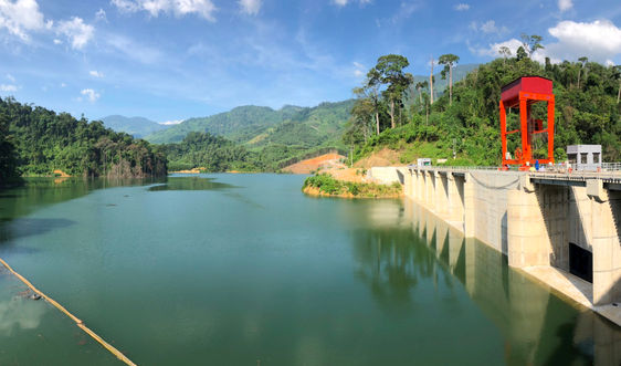 Hướng dẫn thực hiện quy định phương thức nộp tiền cấp quyền khai thác tài nguyên nước