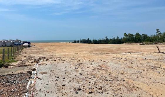 """Vụ """"Chưa hoàn thành đánh giá tác động môi trường Nhà máy sản xuất bột cá Hòn La đã san ủi mặt bằng"""": Yêu cầu tham vấn cộng đồng dân cư"""