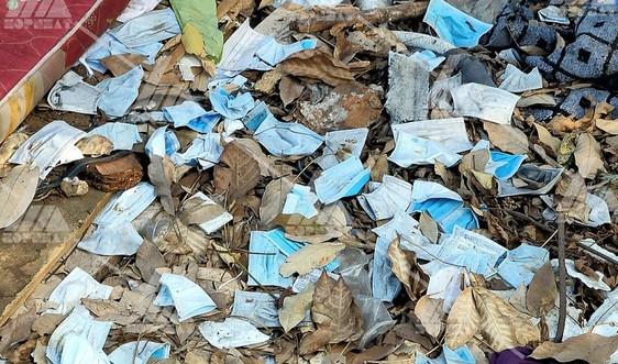Hà Nội: Xử lý triệt để rác thải y tế, hạn chế nguồn lây lan dịch  bệnh Covid-19