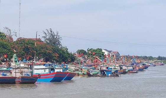 Nghệ An: Chủ động ứng phó áp thấp nhiệt đới khả năng mạnh lên thành bão