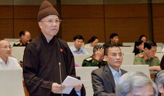 Bầu cử Đại biểu Quốc hội khóa XV: 5 vị chức sắc trúng cử