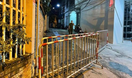 Việt Trì (Phú Thọ): Cách ly một phần tổ dân phố vì có ca dương tính Covid-19