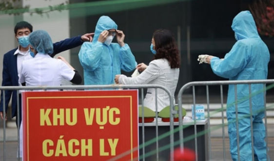 Ghi nhận thêm 103 ca mắc COVID-19 tại 5 tỉnh, thành phố