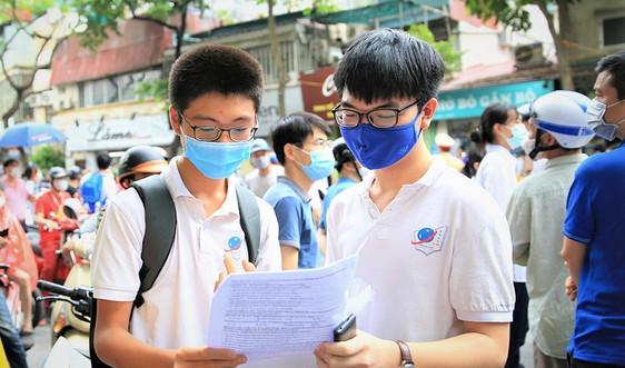 Hà Nội: Kỳ thi vào lớp 10 năm 2021 diễn ra nghiêm túc, an toàn