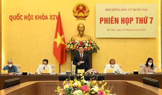 Thái Bình: 9 ứng cử viên trúng cử đại biểu Quốc hội khóa XV