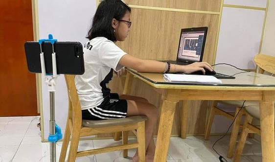Trường Lương Thế Vinh tiếp tục gặp lỗi kết nối mạng, thí sinh phải hoãn bài thi trực tuyến