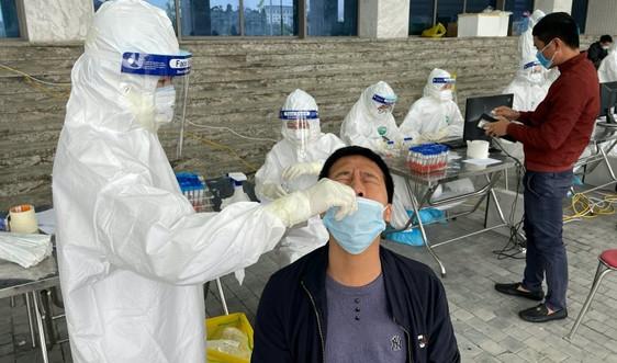 Hài Dương: 4 địa phương đã hoàn thành tiêm vaccine phòng chống Covid - 19 đợt 3