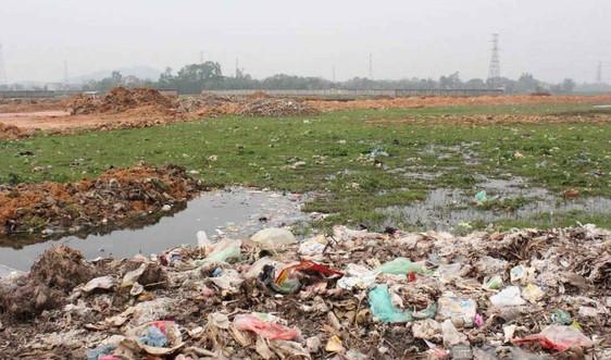 Thái Nguyên tăng cường quản lý chất thải rắn