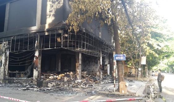 Nghệ An: Hỏa hoạn nghiêm trọng, 6 người tử vong