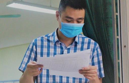 Hà Nội điều động hơn 2.300 cán bộ, giáo viên tham gia công tác chấm thi