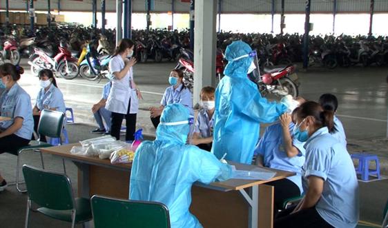 Hà Nam: Chính quyền, doanh nghiệp chung tay đẩy lùi dịch bệnh, phát triển sản xuất