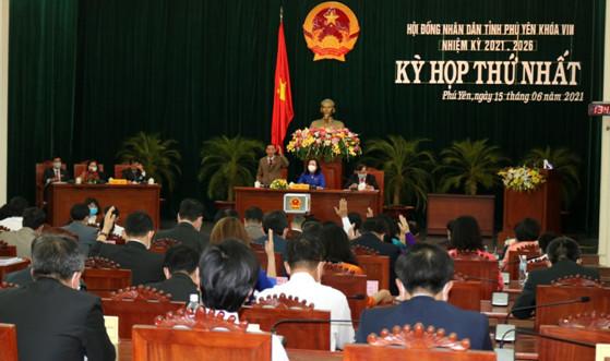 HĐND tỉnh Phú Yên bầu các chức danh lãnh đạo nhiệm kỳ mới